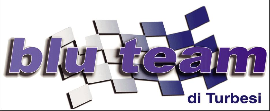 Logo Officina Blu Team di Turbesi Header