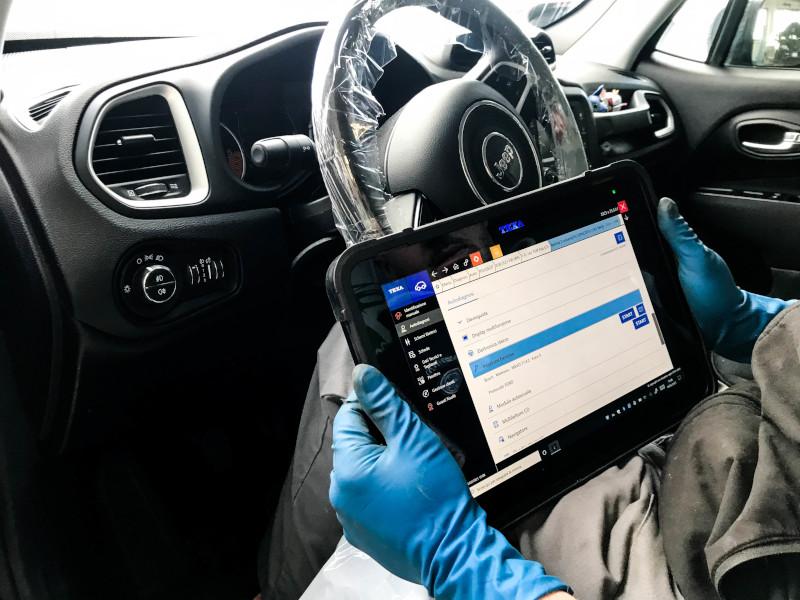 Blu Team Diagnosi Auto